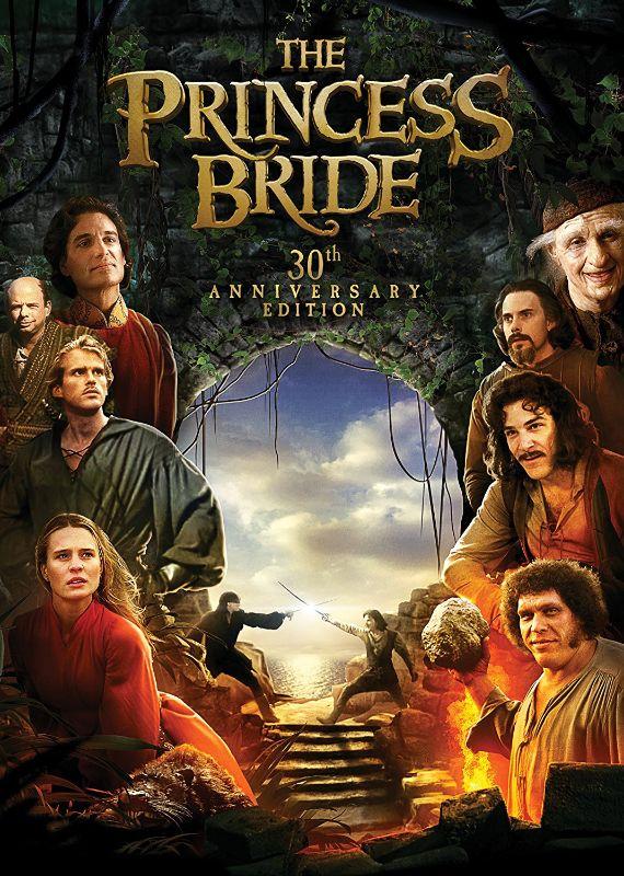 The Princess Bride [30th Anniversary Edition] [DVD] [1987] 5992906