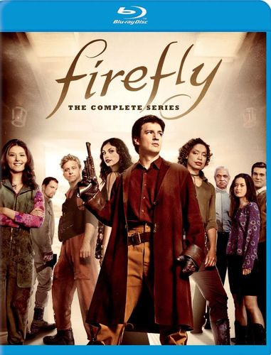 Firefly: 15th Anniversary Collector's Edition [Blu-ray] 5992908