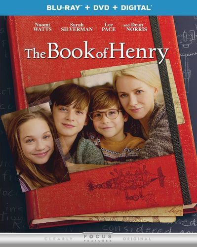 The Book of Henry [Includes Digital Copy] [UltraViolet] [Blu-ray/DVD] [2 Discs] [2017] 5993403
