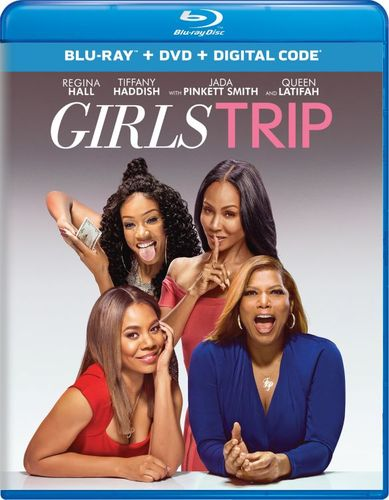 Girls Trip [Blu-ray] [2017] 5993413