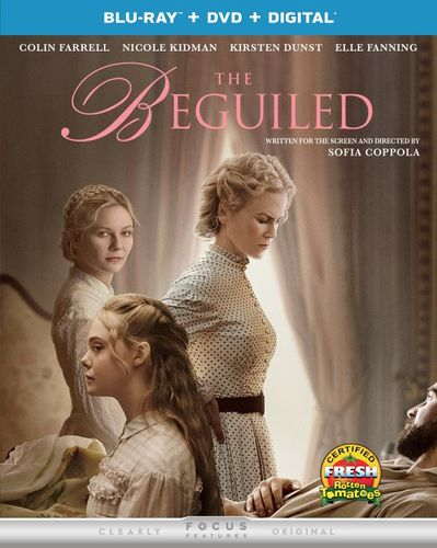 The Beguiled [Includes Digital Copy] [Blu-ray/DVD] [2017] 5993414