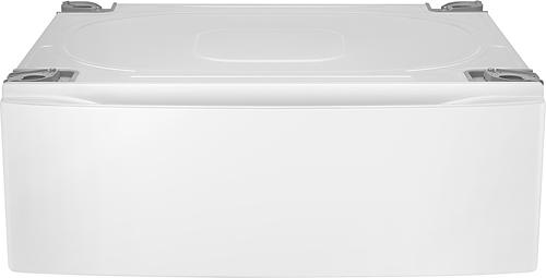Samsung - Washer/Dryer Laundry Pedestal with Storage Drawer