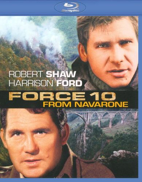 Force 10 from Navarone [Blu-ray] [1978] 5994439