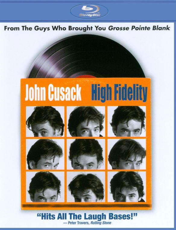 High Fidelity [Blu-ray] [2000] 5994785