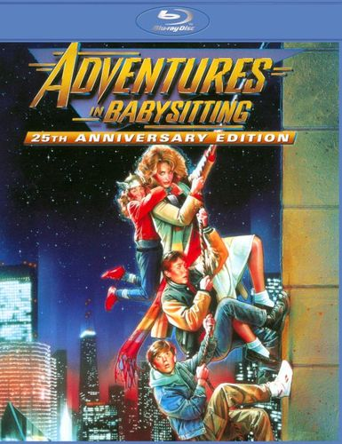 Adventures in Babysitting [25th Anniversary Edition] [Blu-ray] [1987] 5994794