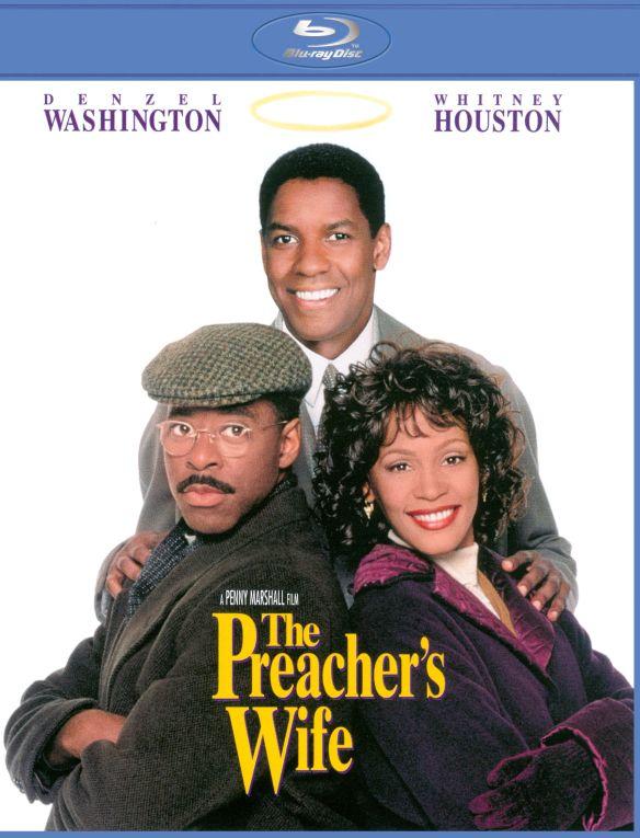 The Preacher's Wife [Blu-ray] [1996] 5994803