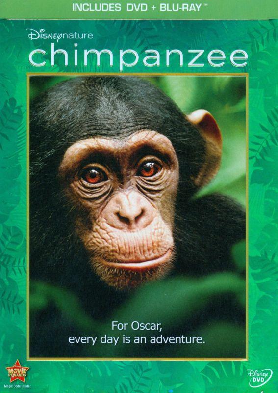 Disneynature: Chimpanzee [2 Discs] [DVD/Blu-ray] [Blu-ray/DVD] [2012] 5994912