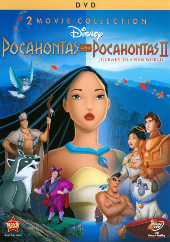 Pocahontas/Pocahontas II: Journey to a New World [2 Discs] [DVD] 5994949