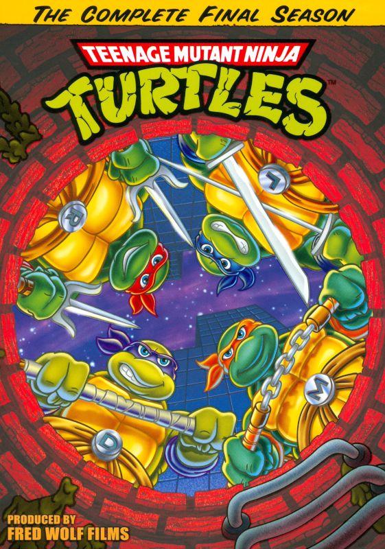 Teenage Mutant Ninja Turtles: The Complete Final Season [DVD] 5995366