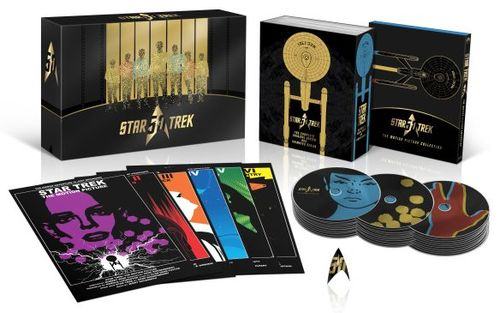 Star Trek: 50th Anniversary TV and Movie Collection [Blu-ray] 5996006