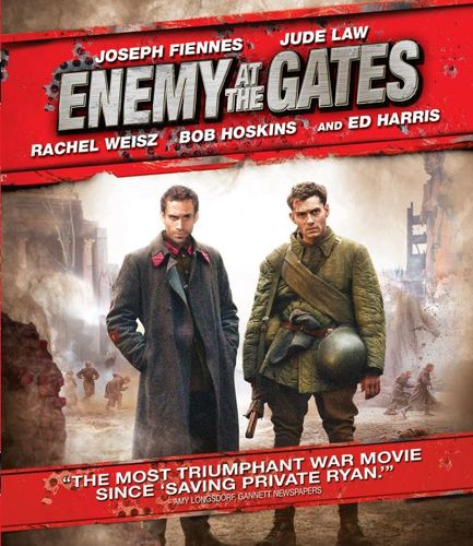 Enemy at the Gates [Blu-ray] [2001] 5996505