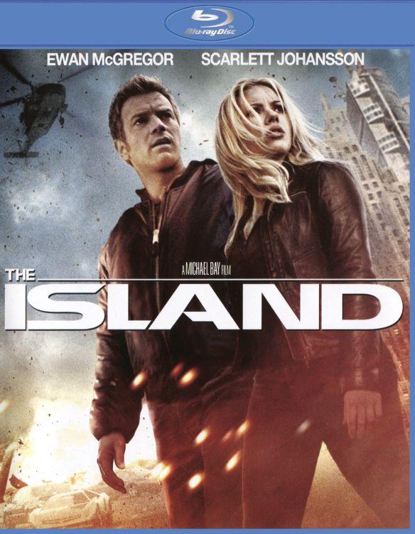 The Island [Blu-ray] [2005] 5996506