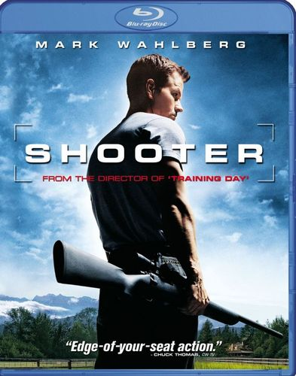 Shooter [Blu-ray] [2007] 5996700