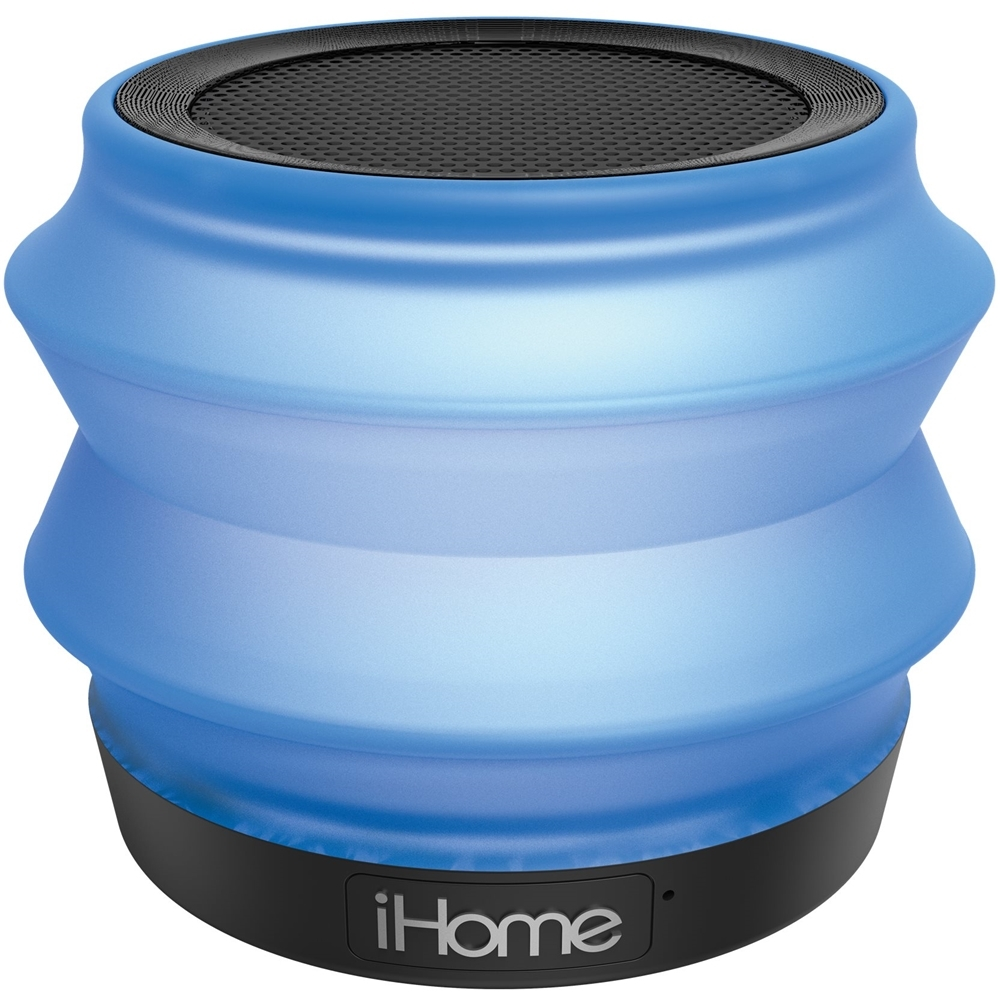 iHome IBT620LC Portable Bluetooth Speaker Blue