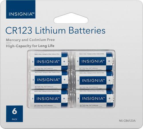 Insignia™ - CR123...