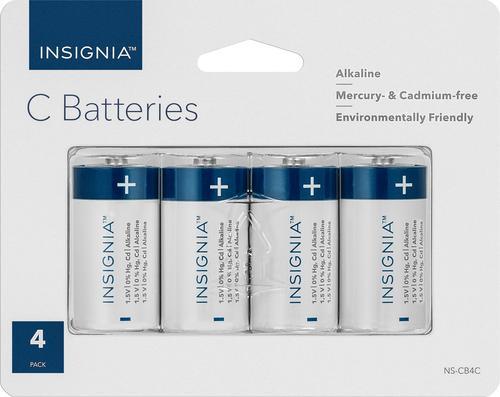 Insignia™ - C Batteries...