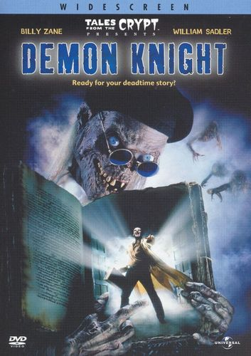 Tales from the Crypt Presents Demon Knight [DVD] [1995] 5997601