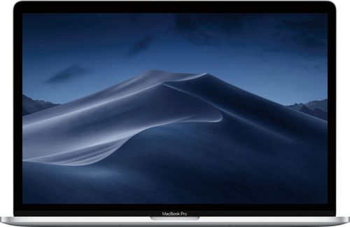 15-inch MacBook Pro with Touch Bar: 2.2GHz 6-core 8th-generation Intel;Core i7 processor, 256GB - Silver