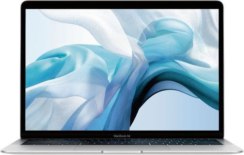 13-inch MacBook Air: 1.6GHz dual-core Intel Core i5, 128GB - Silver