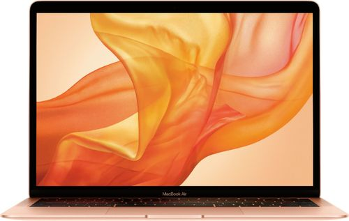 13-inch MacBook Air: 1.6GHz dual-core Intel Core i5, 256GB - Gold