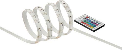 Insignia™ - 16 ft. Multi-Color LED Tape Light