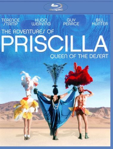 The Adventures of Priscilla, Queen of the Desert [Blu-ray] [1994] 5999086