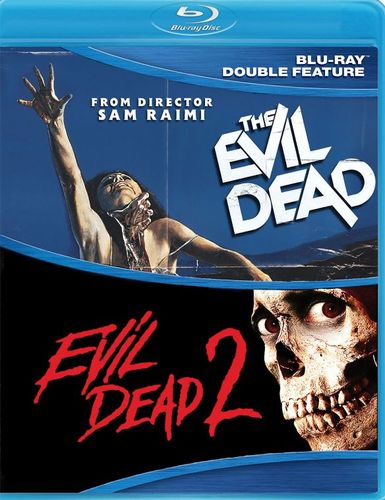 Evil Dead 1 and 2 [Blu-ray] 5999506