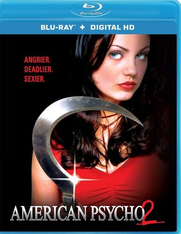 American Psycho 2 [Blu-ray] [2002] 5999510