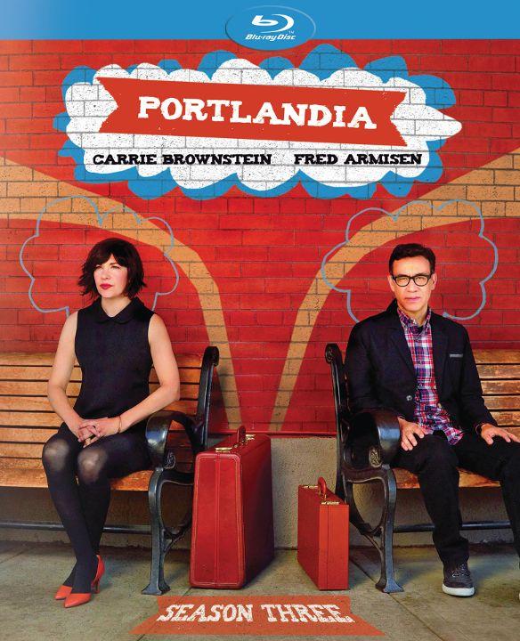 Portlandia: Season Three [Blu-ray] 6001115