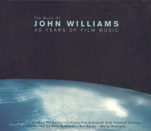 The Music of John Williams: 40 Years of Film Music [CD]