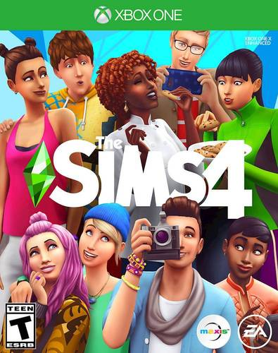 The Sims 4 - Xbox One...