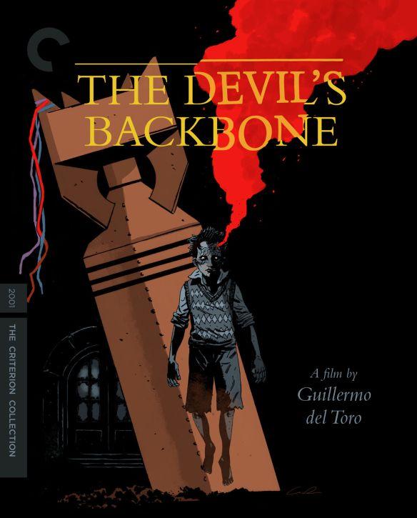 The Devil's Backbone [Criterion Collection] [Blu-ray] [2001] 6002114