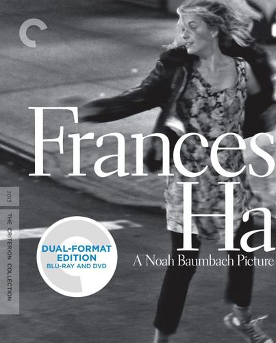 Frances Ha [Criterion Collection] [2 Discs] [Blu-ray/DVD] [2012] 6003159