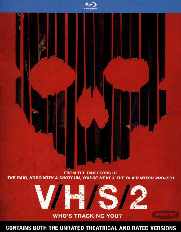 V/H/S/2 [Blu-ray] [2013] 6003456