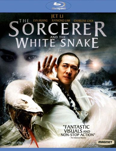 The Sorcerer and the White Snake [Blu-ray] [2011] 6003465