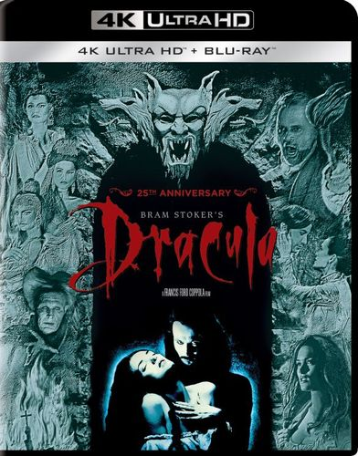 Bram Stoker's Dracula [Includes Digital Copy] [4K Ultra HD Blu-ray/Blu-ray] [1992] 6005603