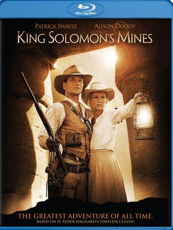 King Solomon's Mines [Blu-ray] [2004] 6005605