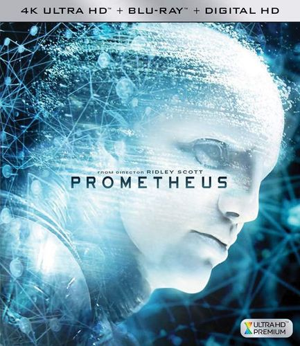 Prometheus [4K Ultra HD Blu-ray] [2 Discs] [2012] 6006500