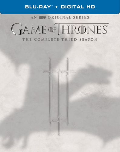 Game of Thrones: Season 3 [Blu-ray] 6006504