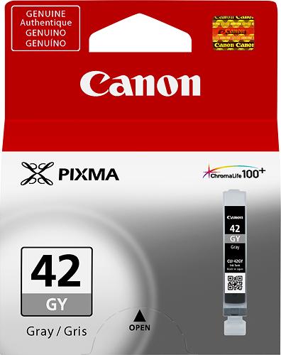 Canon - CLI-42 Ink Cartridge - Gray 6007155