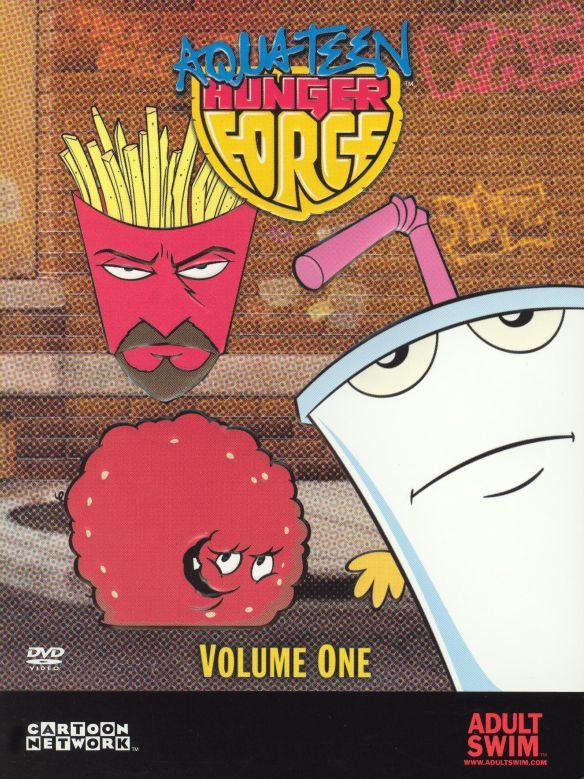 Aqua Teen Hunger Force, Vol. 1 [2 Discs] [DVD]