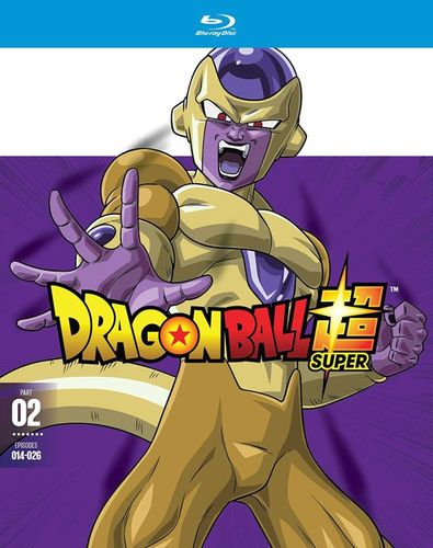Dragon Ball Super: Part Two [Blu-ray] 6008803