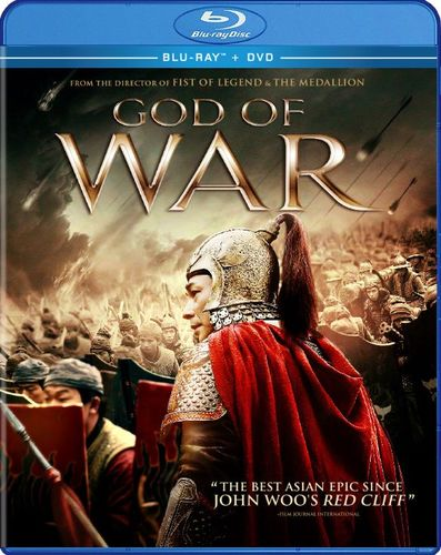 God of War [Blu-ray/DVD] [2 Discs] [2017] 6008805