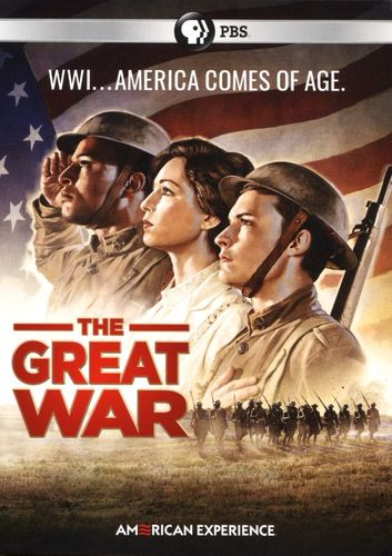 American Experience: The Great War [3 Discs] [DVD] 6008806