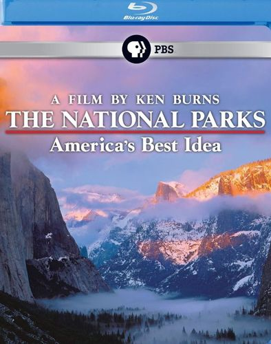 The National Parks: America's Best Idea [6 Discs] [Blu-ray] 6008821