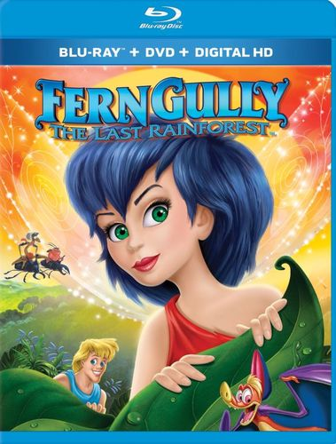 Ferngully: The Last Rainforest [Blu-ray/DVD] [2 Discs] [1992] 6008830