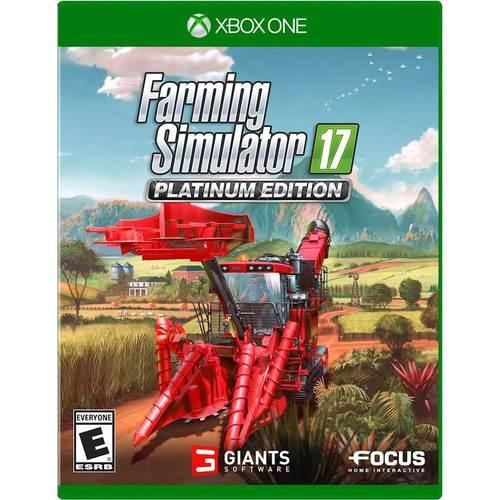 Farming Simulator 17...