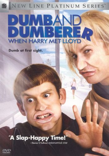 Dumb and Dumberer: When Harry Met Lloyd [DVD] [2003] 6009669