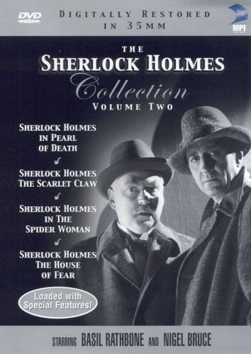 The Sherlock Holmes Collection, Vol. 2 [4 Discs] [DVD] 6011718