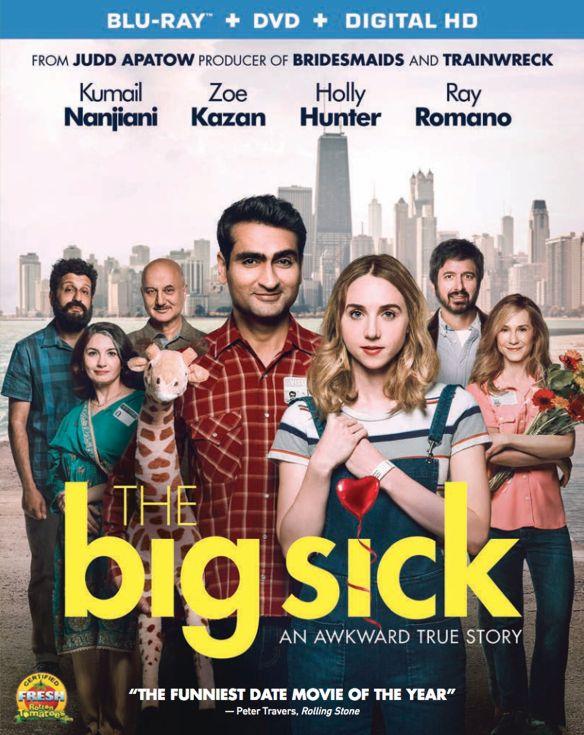 The Big Sick [Blu-ray] [2017] 6012710